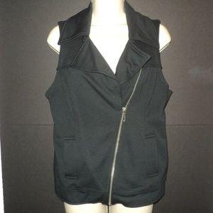 💥HOST PICK💥NEW Juicy Couture S Black Fleece Vest